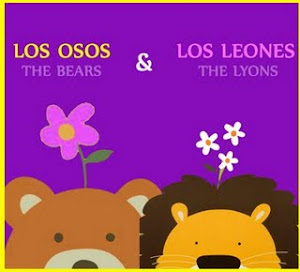 osos y leones