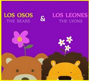 osos y leones