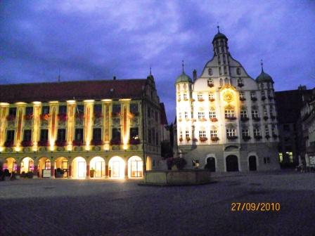 Que ver en Memmingen, ciudad de la Ruta Romántica