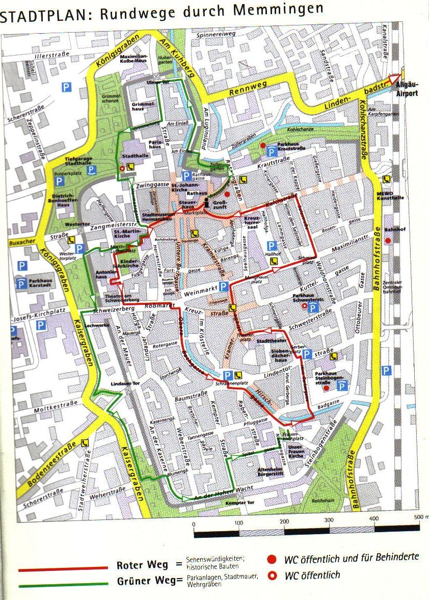 Oficina turismo alemania mapa for Oficina turismo munich