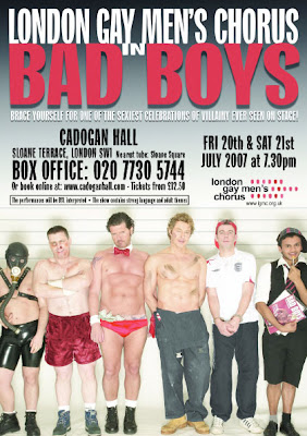 Bad Boys flyer