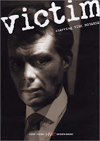 DVD jacket of Victim
