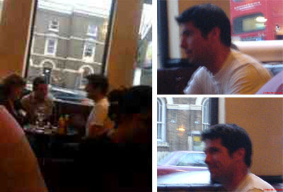 Craig Doyle at the Castle, Camberwell