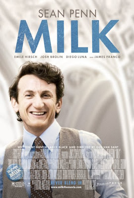 poster for Gus Van Sant's Milk