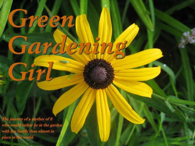 Green Gardening Girl