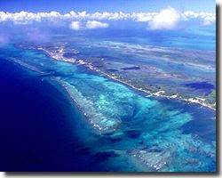 Barrier Reef at Ambergris Cay, Belize