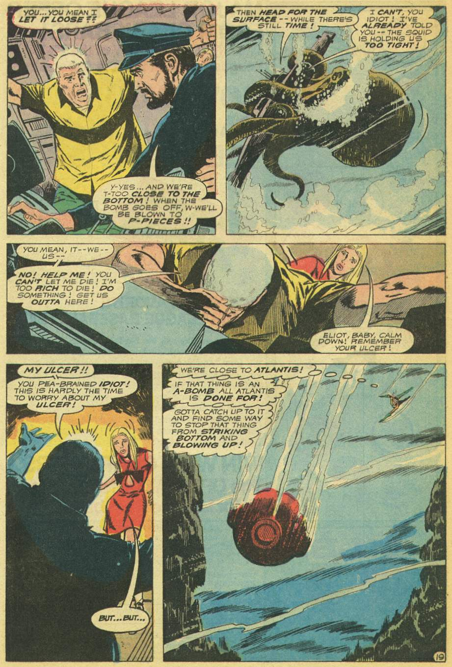 Aquaman (1962) Issue #53 #53 - English 24