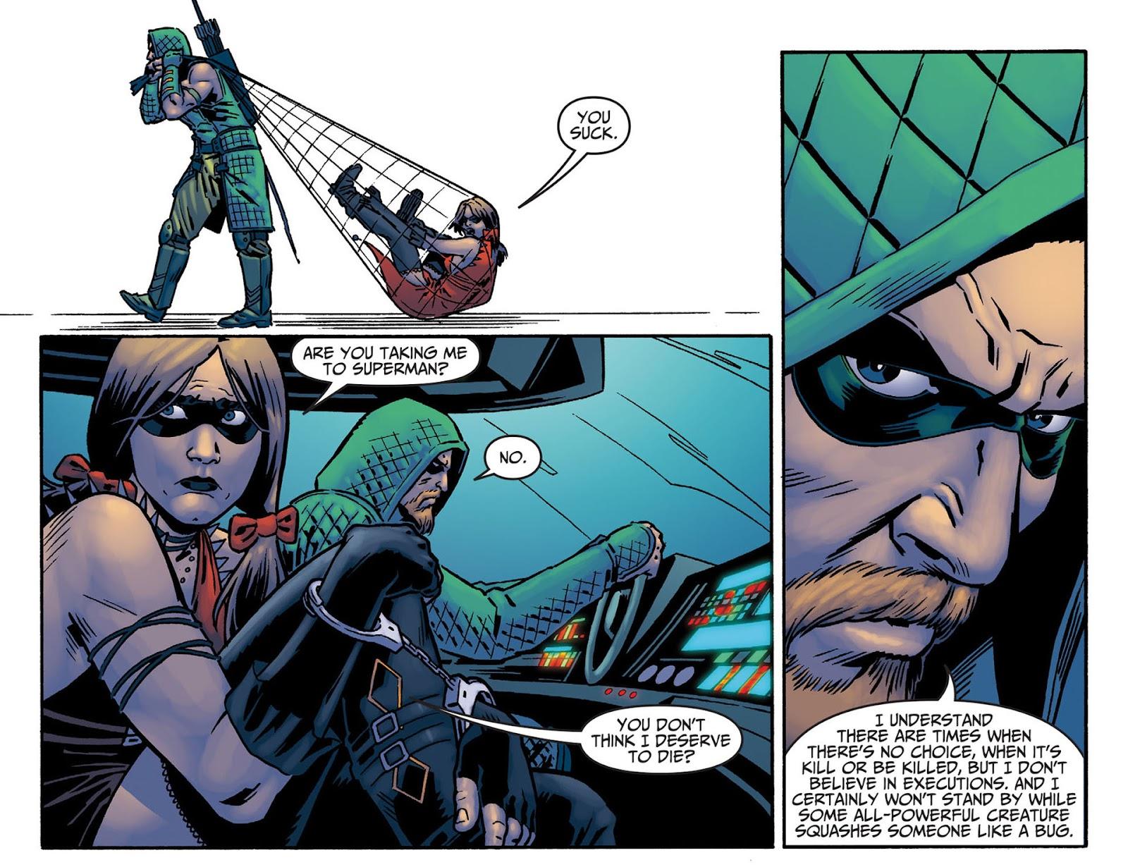 Injustice: Gods Among Us [I] Issue #5 #6 - English 13