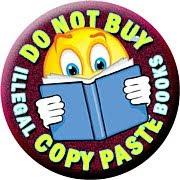 Jangan Asal Copy Paste Ya...