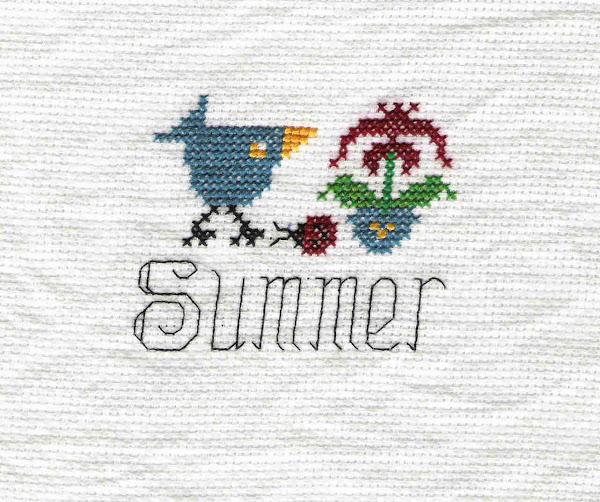 Summer Itsy Bitsy