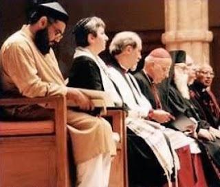 dinler arası diyalog dityalogcu papazlar hahamlar fethullah gülen