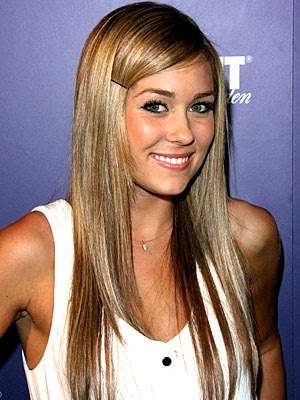 lauren conrad blonde highlights. Jim Jones Buzz: lauren conrad