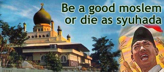 Syuhada Mosque Yogyakarta