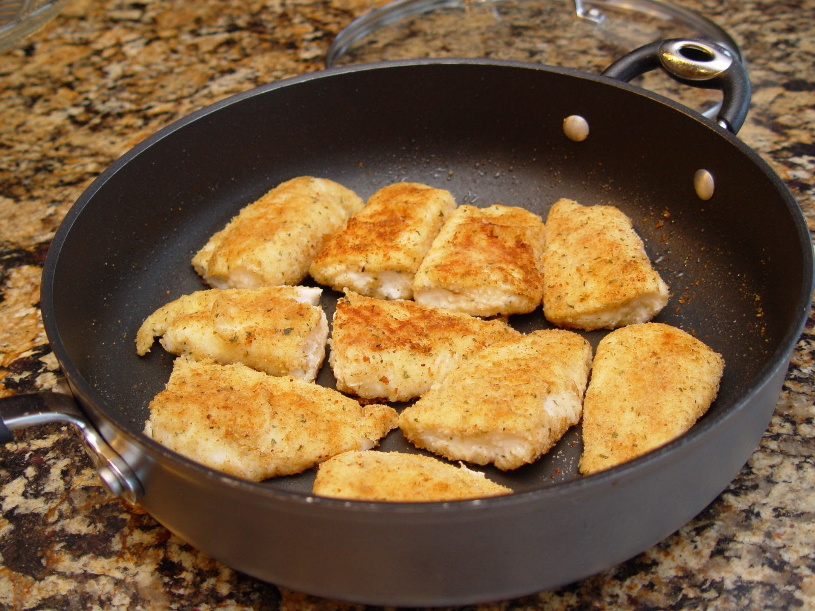 Pan fried fish for Fried fish with bread crumbs