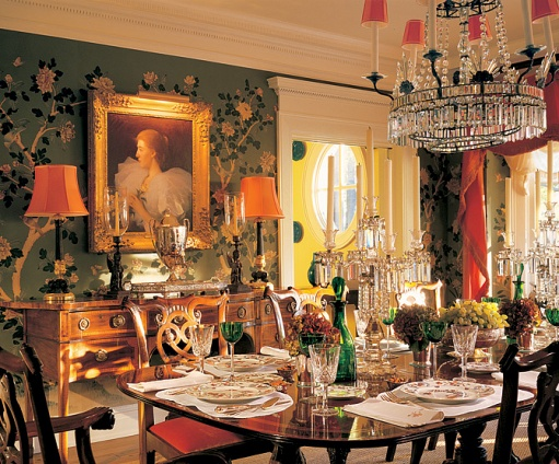 Chinoiserie Charm So Chic The Enchanted Home