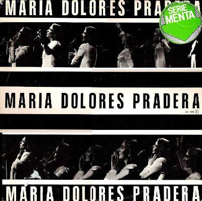 Cover Album of Maria Dolores Pradera