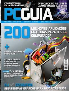 Revista PC Guia - Setembro 2009 - Edição n. 166