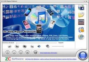 ZC DVD Ripper Platinum Vs. 0.7.9 + Pacth