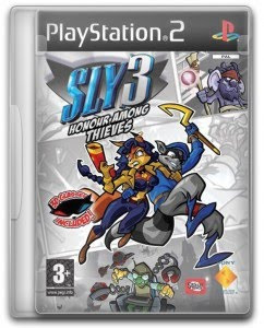 Sly 3 - Honor Among Thieves PS2