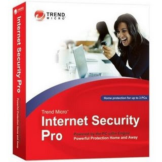 Trend Micro Internet Security Pro 2009 v17.0