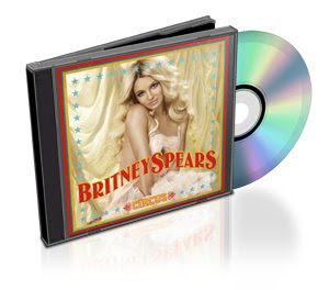 CD: Britney Spears - Circus Deluxe Edition