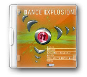 Dance Explosion – Vol. 11 (2009)