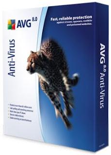 AVG Anti-Virus 8 + Serial Válido até 2018