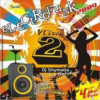 Cd Electrofunk 2009 Volume 2