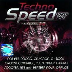 Techno Speed Super Mix Vol.19