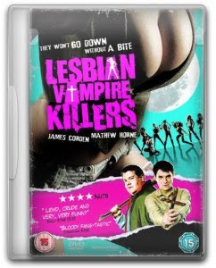 Matadores de Vampiras Lésbicas Legendado 2009