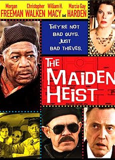 The Maiden Heist 2009 DVDRip XviD