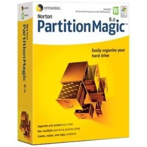 Partition Magic 8.05 [Portatil]
