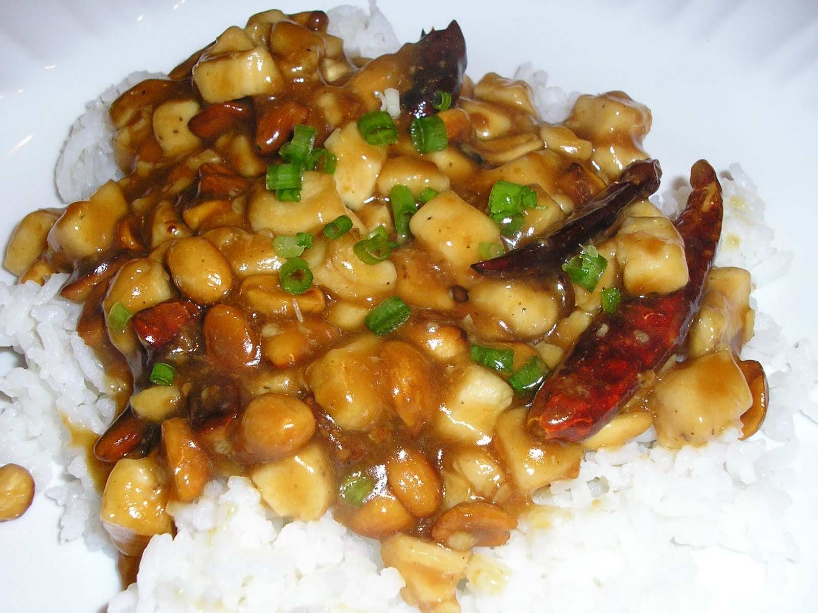 Homemade Deliciousness: Kung Pao Chicken