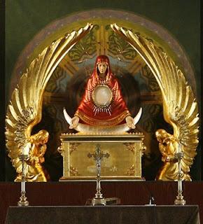 Ark Mary+new+Ark Sino Ba ang Babae sa Revelation 12?