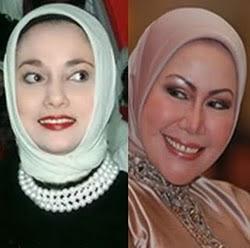 Marissa Haque Maju Lagi di Banten Bukan karena vs Ratu Atut Chosiyah
