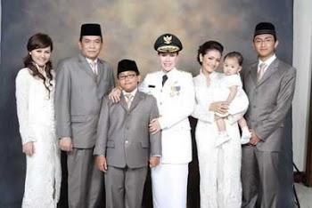 Ambisi ARTIS Airin Rachmi Diany ipar Ratu Atut Chosiyah yang ternyata bermimpi mengejar jabatan