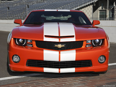Chevrolet Camaro SS Indy 500 Pace Car 2010 new auto