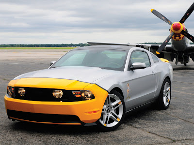 2010 Ford Mustang AV-X10 new car