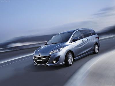 New car auto 2011 Mazda 5