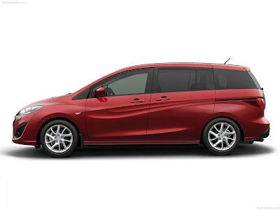 New auto 2011 Mazda 5