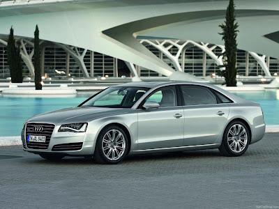 Audi A8 L 2011 new car