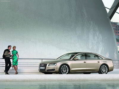 Audi A8 L 2011 new auto