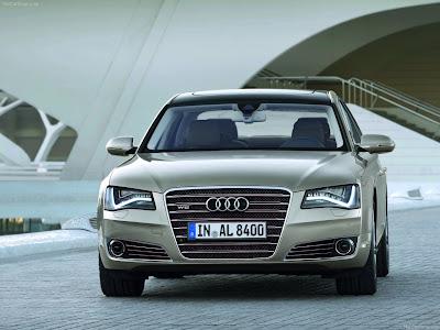 Audi A8 L 2011 car picture
