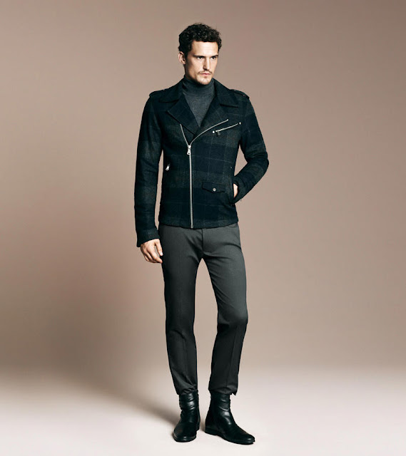 der stefashionist fashion passion models sam webb for zara man fall winter 2010. Black Bedroom Furniture Sets. Home Design Ideas