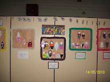 Nosso mural da festa da família/copa2010
