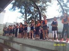 Turma de Daniela e Tânia-05/05