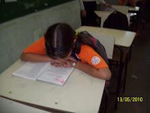 FRAGLA!!!Ana Carolina com sede de ler após conversa com autor do livro.Parabéns!!!!