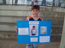 20/09/10-Homenagem ao aluno Jhonatan