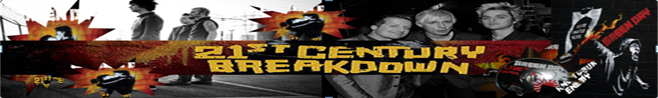 Green Day 21st Century breakdown and other official videos collection