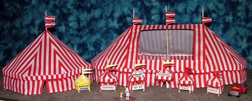 Tuesday November 23 2010 & Duchess Trading: Vintage Circus